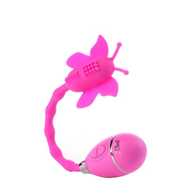 """t390009 - Вибростимулятор """"The Celine Butterfly"""""""