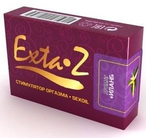 rp00048-4 - Стимулятор оргазма с афродизиаком «Exta-Z», 1,5 ml