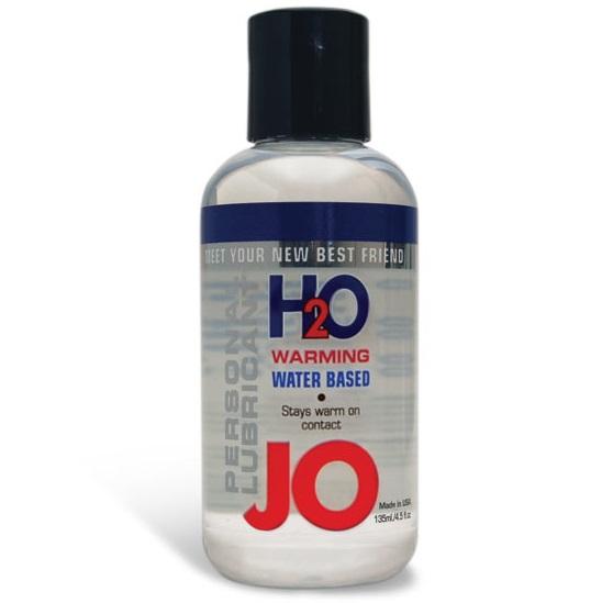 "t250581  - Смазка ""JO H2O Warming"", 135 ml"