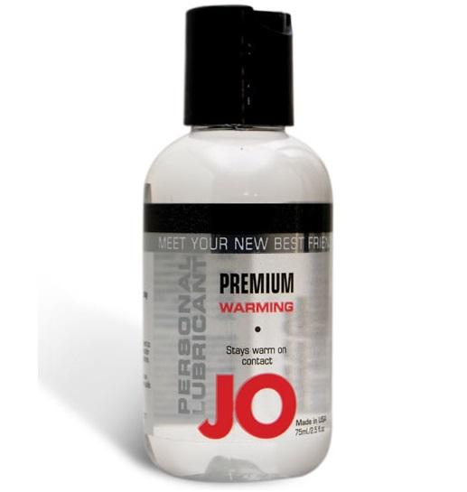 "t250574  - Смазка ""JO Premium Warming"", 75 ml"