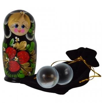 """sk8019 - Вагинальный шарики """"Russian Doll"""""""